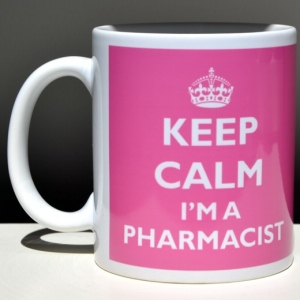 Kubek KEEP CALM I'M A PHARMACIST