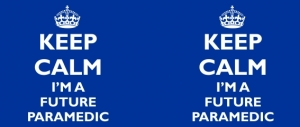 Kubek KEEP CALM I'M A FUTURE PARAMEDIC