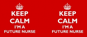 Kubek KEEP CALM I'M A FUTURE NURSE