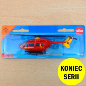 Helikopter Ambulans 1647
