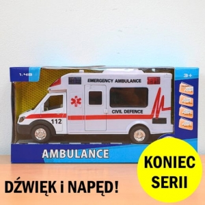 Karetka CIVIL DEFENCE