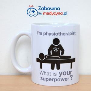 Kubek I'm physiotherapist what is your superpower?